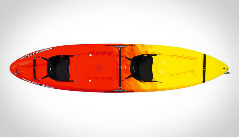 Malibu-Two-Tandem-Sit-On-Top-Kayak