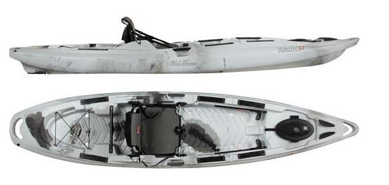 Old Town Predator MX Kayak review