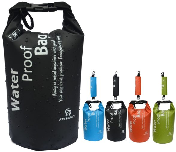 10 Best Dry Bags For Kayaking 2019 - Rafting ccbfded16cc47