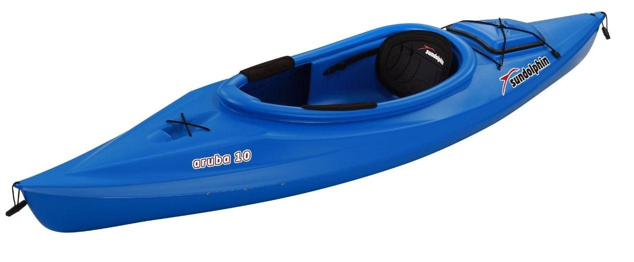 Sun Dolphin Aruba sit-in Kayak 10-Feet