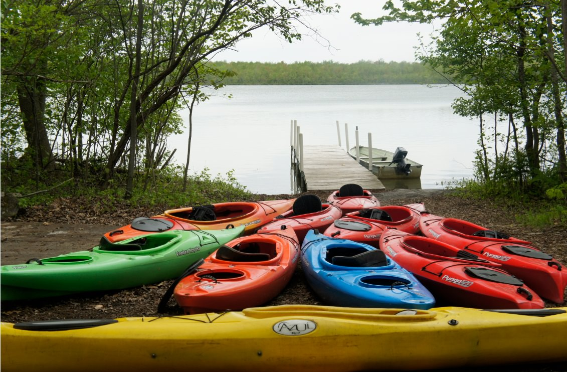 Beaver Lake Nature Center Kayaking