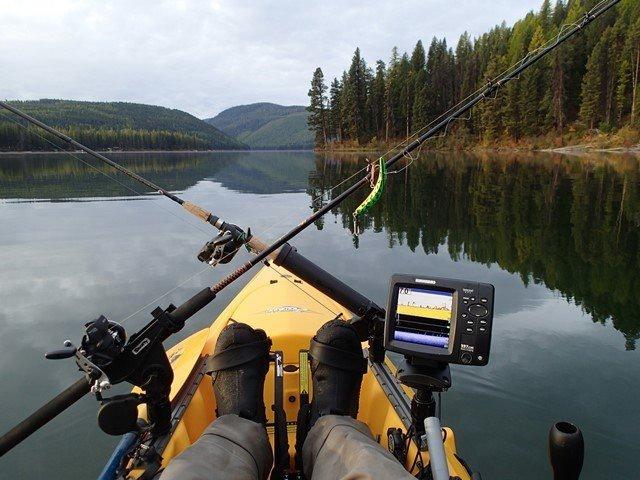 Best Fish Finder Mounts