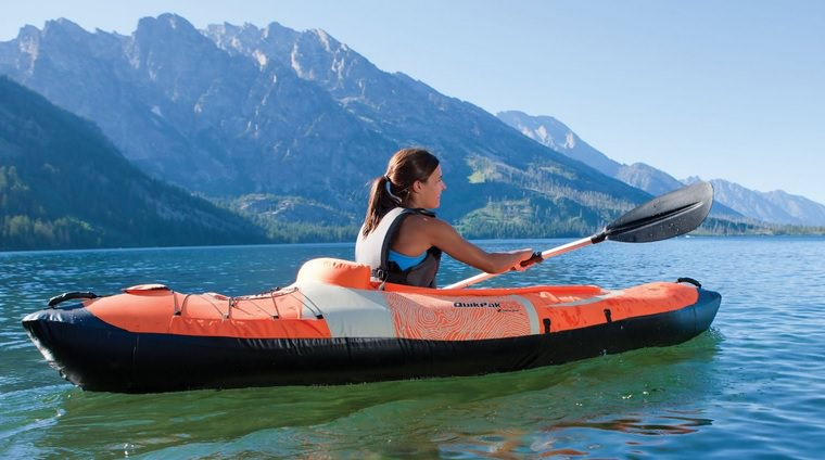 Coleman QuikPak K5 Kayak Recreational kayak