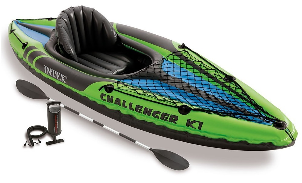 Intext Challenger K1 Kayak Under $100