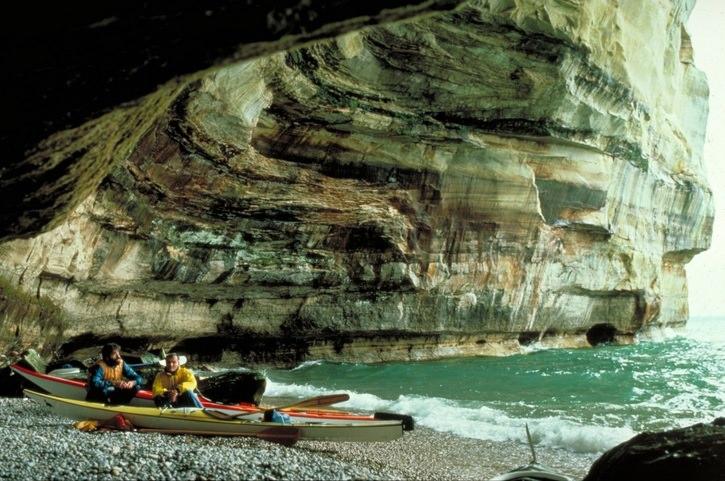 Beautiful Place to Kayak On America