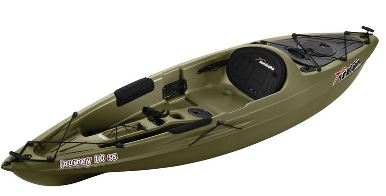 Sun Dolphin Fishing Kayak