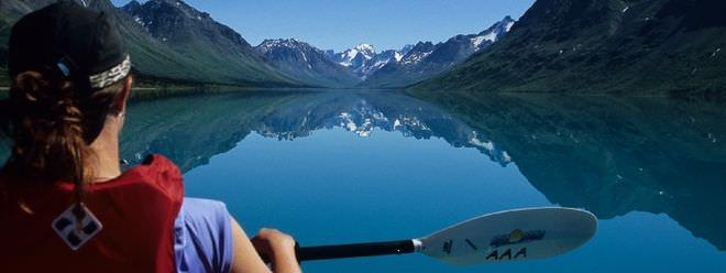 Twin Lake Kayaking Spot