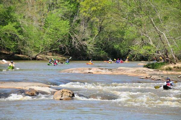 TygerRiver Kayaking Canoeing