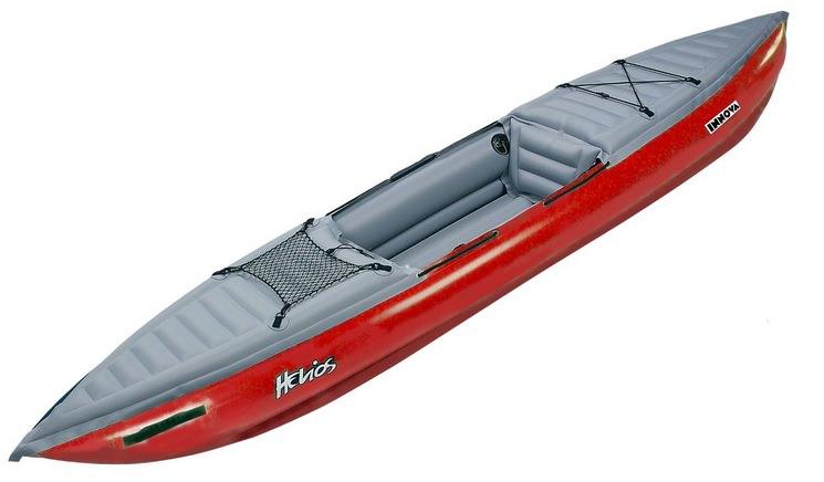 best lightweight inflatable kayak Innova Helios EX