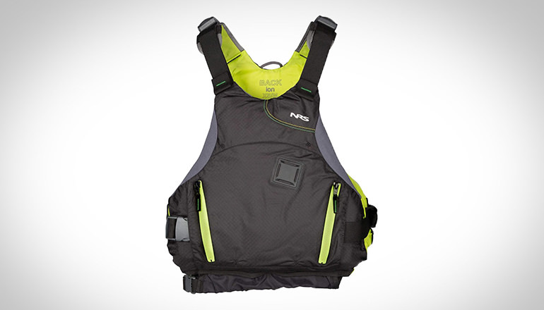 NRS Ion PFD with reflective color