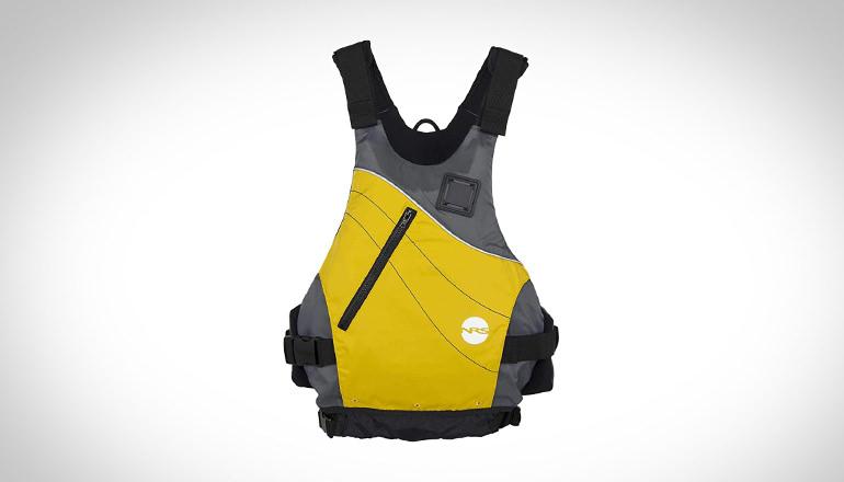 NRS Vapor yellow PFD for Rafting
