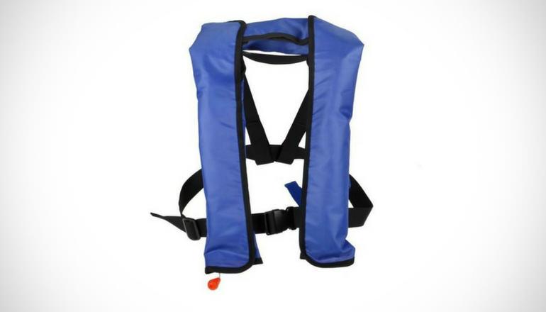 auto inflatable PFD -life vest, life jacket