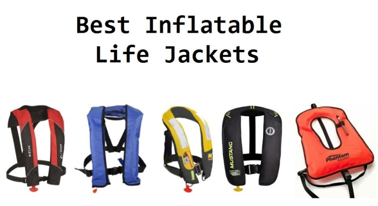 10 Best Inflatable Life Jackets 2018