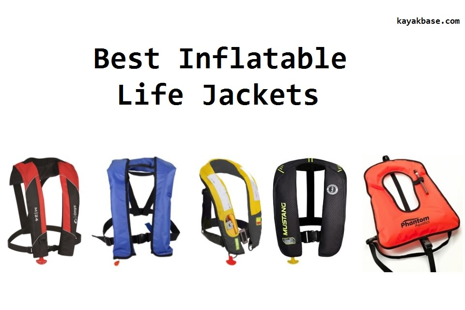 10 best inflatable life jackets 2018 life vests pfds for Best inflatable life vest for fishing