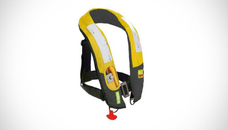 Eyson Inflatable Life Jacket Vest Highly Visible Manual