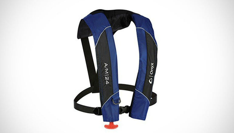 Onyx 3200BLU99 Adult Co2 Automatic Vest
