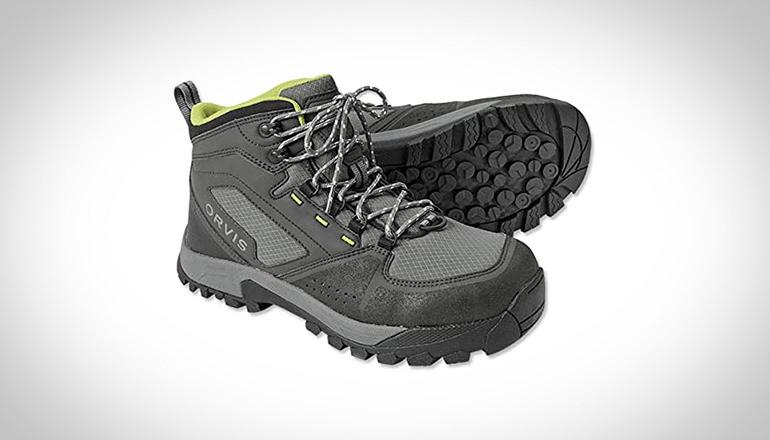 Lightweight wading boot