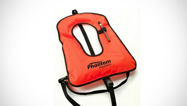Phantom Aquatics Snorkel Adult Vest