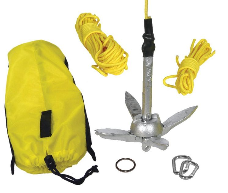 kayak anchor kit