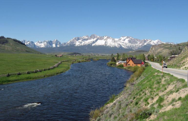 kayaking spot in united states