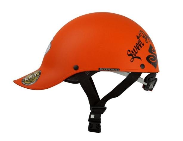 whitewater kayaking helmet