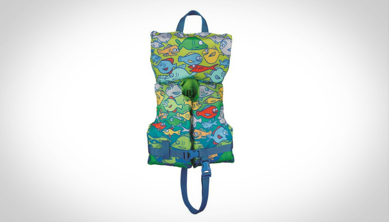 Full Throttle Infant Child Nylon Vest