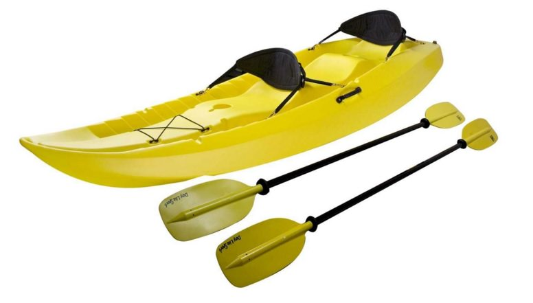 Multi-purpose kayak
