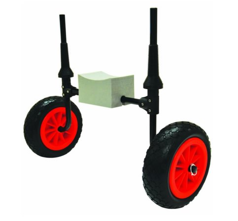 Malone Xpress Scupper-Style Kayak Cart For Sit-On-Top Kayaks