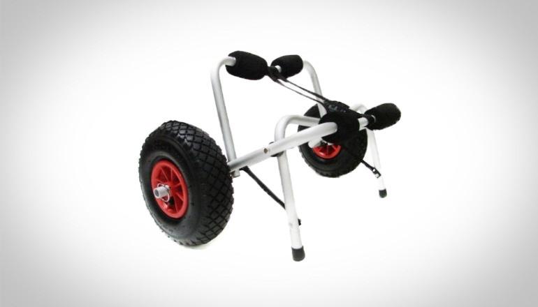 kayak tote trolley