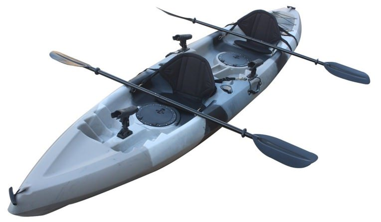 Best tandem kayak reviews 2016 tandem kayak for the money for Best tandem fishing kayak
