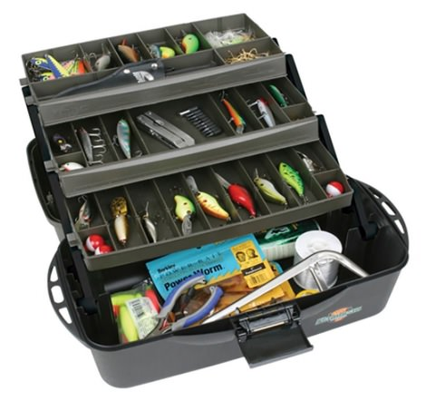 Flambeau Tackle XL 3 Tray Tackle Box