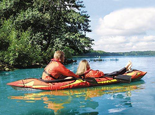 Lagoon 2 Advanced Elements Inflatable Kayak