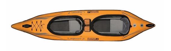Lagoon 2 Inflatable Kayak Review