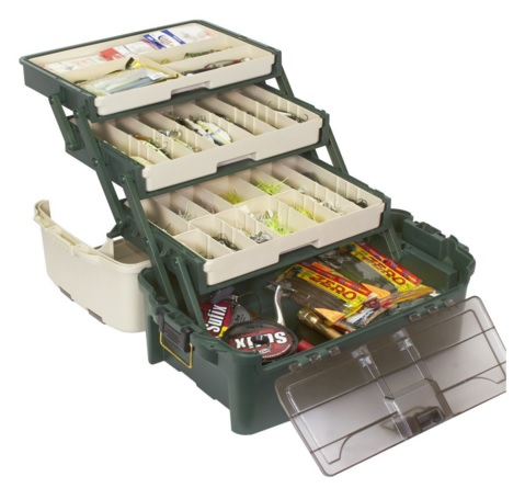 Best fishing tackle boxes 2018 best tackle box reviews for Large tackle boxes for fishing