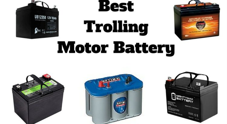 best trolling motor battery 2018 trolling motor battery