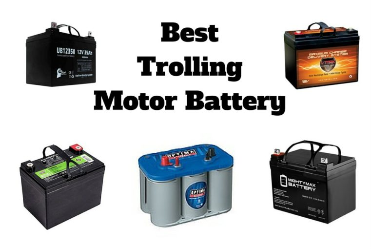 Best Trolling Motor Battery 2019 - Trolling Motor Battery