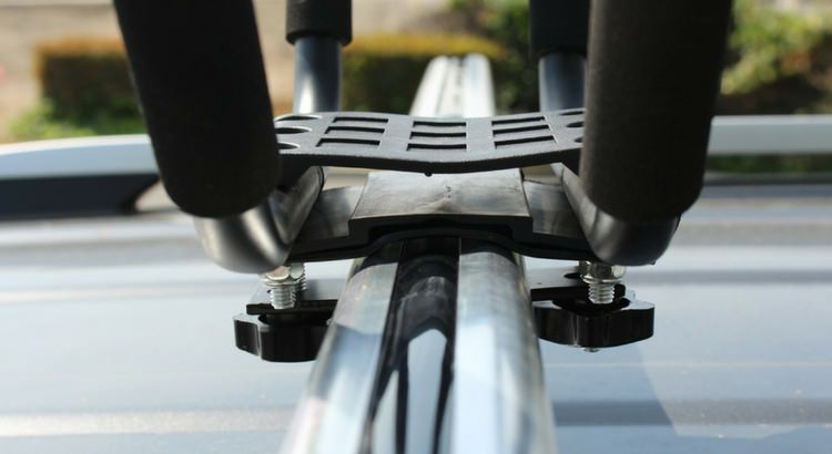 Booster BG008b-1P Universal Kayak Roof Rack