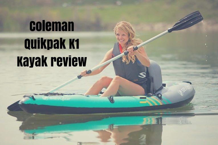 Coleman Quikpak K1 Kayak