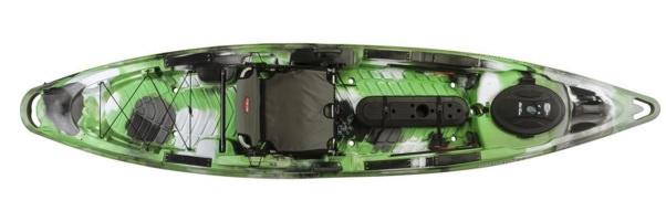 Old Town Predator 13 Kayak review