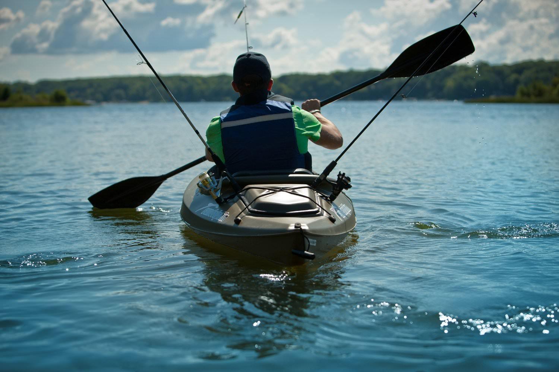 Sun dolphin excursion 10 fishing kayak review for 10 fishing kayak