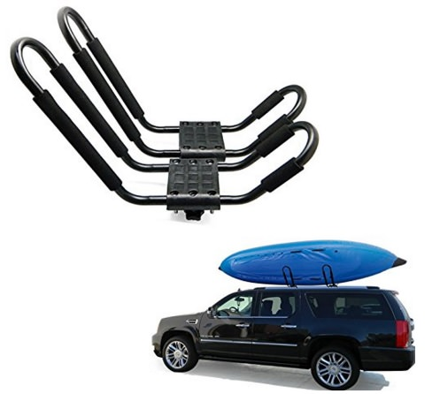 Universal Kayak Roof Rack Carrier for Car
