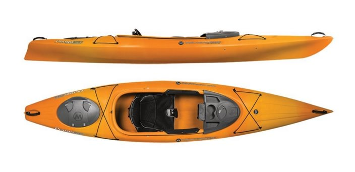 Wilderness Systems Pungo 120 Kayak review