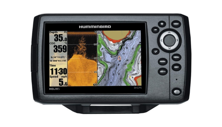 HELIX 5 DI Fish Finder