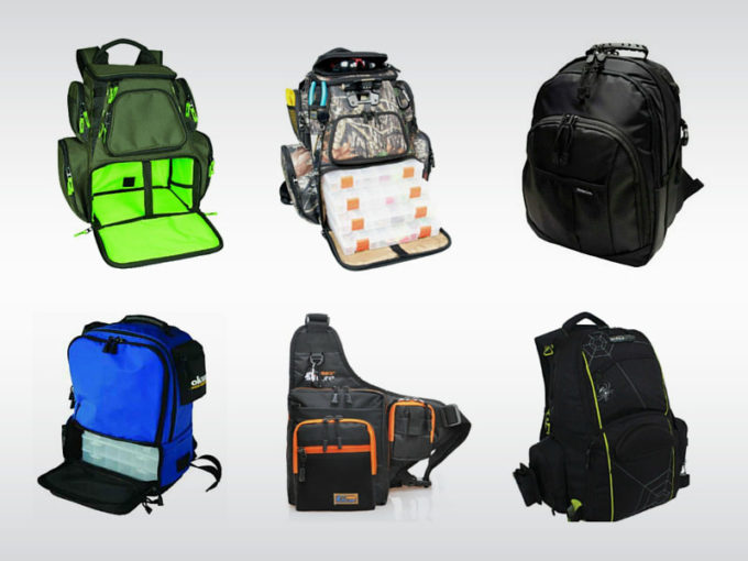 Best Fishing Tackle Backpacks
