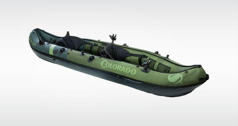 Coleman Colorado 2 Person Fishing Kayak