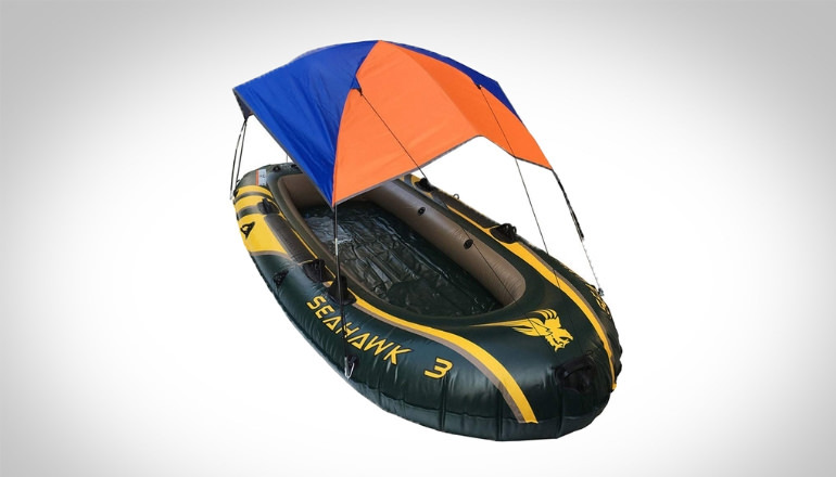 Mexidi Inflatable Kayak Awning Canopy