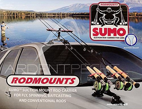 RodMounts Sumo Magnet Rod Carrier
