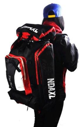 Superfisher Heavy Duty Duffle backpack