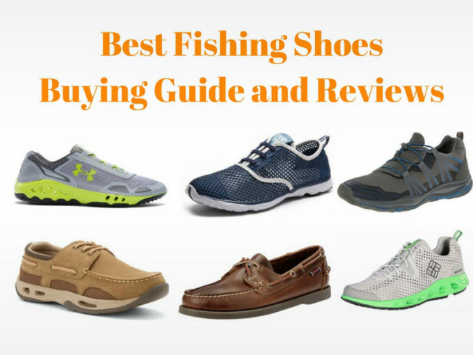 9275fb200 10 Best Fishing Shoes 2019 – Fishing Shoes Review