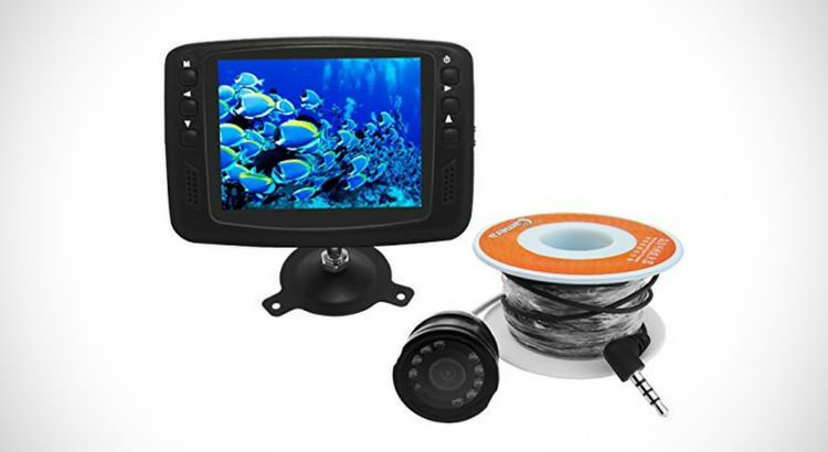 Magicfly Professional Underwater Fishing Video Camera